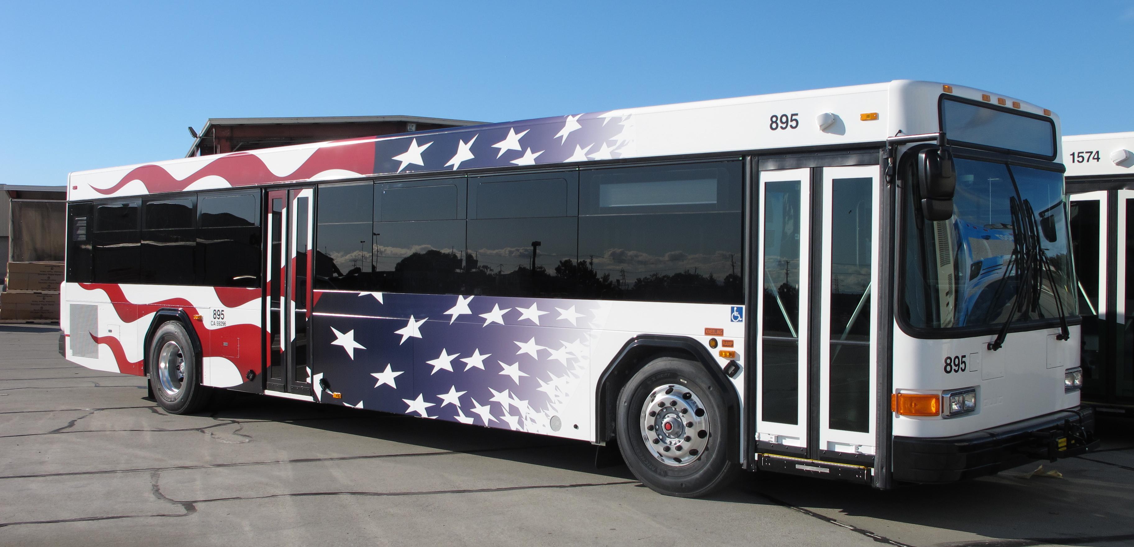 ACRTA 2017 bus