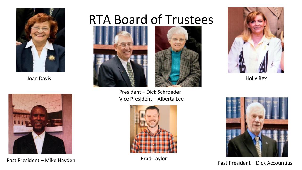 RTA Board of Directors