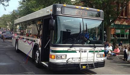 Allen County Regional Transit Authority